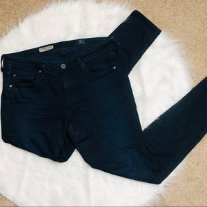 AG The Absolute Legging Dark Wash Jeans